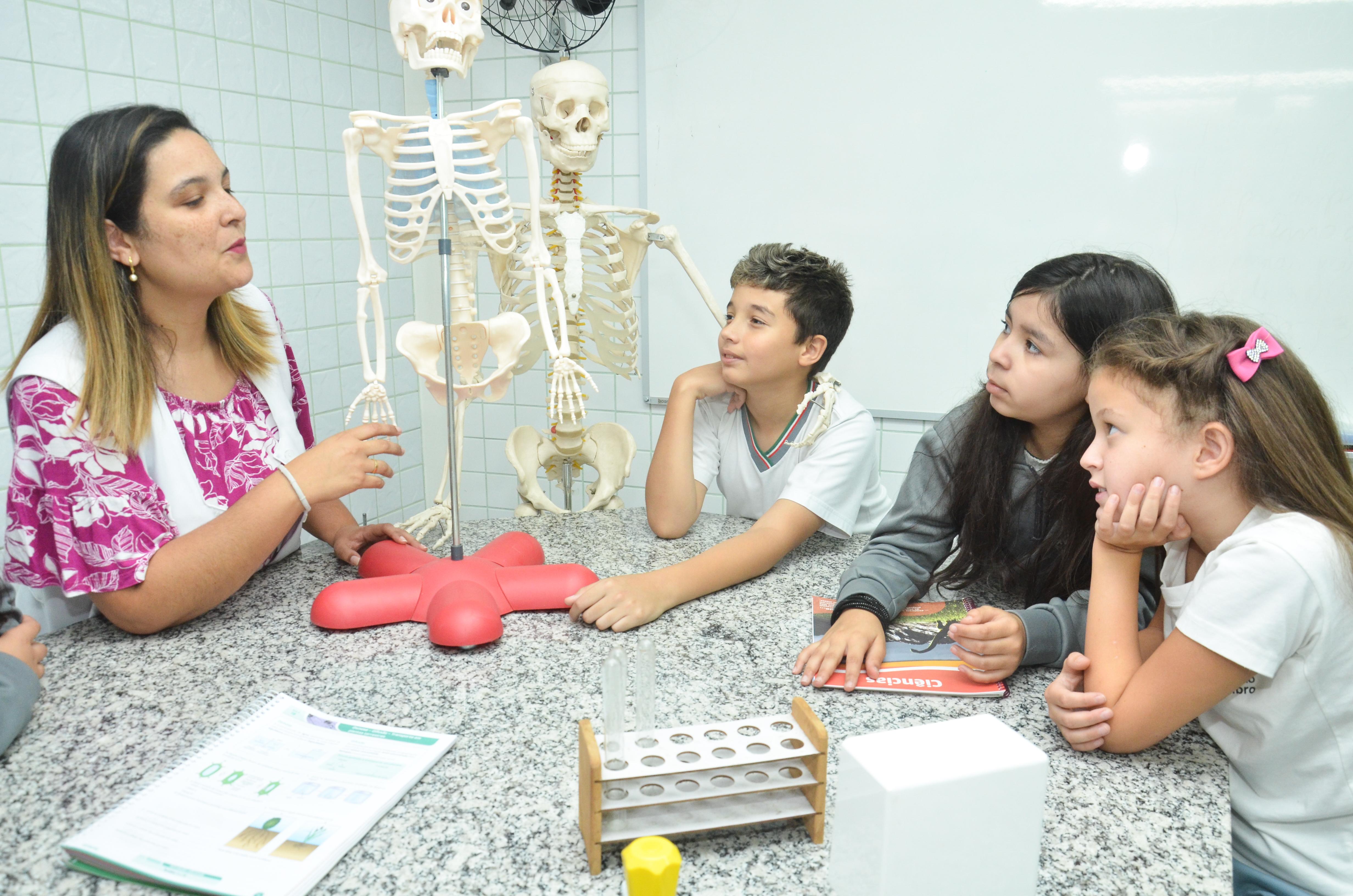 Laboratório Colégio Integrado XV de Novembro